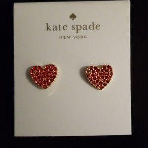 Kate spade earrings